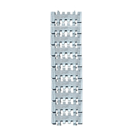 Galvanized grating road rain drainage trench channel drain grating covers