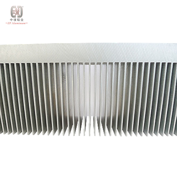 Custom aluminum extrusion profile 100w water cooled led heat sink stamping module