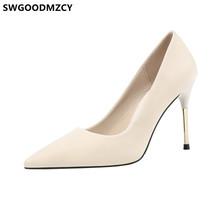 Зеленые туфли на очень высоком каблуке для стриптиза; Весенняя обувь 2020 года; Женская вечерняя обувь; Черные туфли-лодочки на высоком каблук...(Китай)
