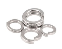 Wholesale high quality custom stainless steel lock washer spring lock washer
