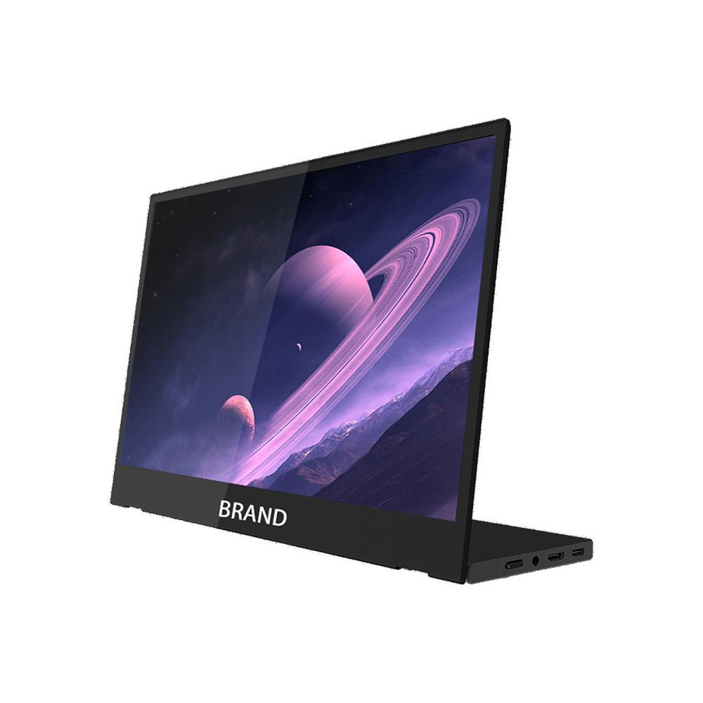 Популярные ультра тонкий 14 ''дюйма 1080P портативный монитор M8 с разъемом USB Type-C
