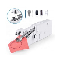 Custom Portable Sewing Machine,Electric Stitch Cloth, Mini Handheld Sewing Machine