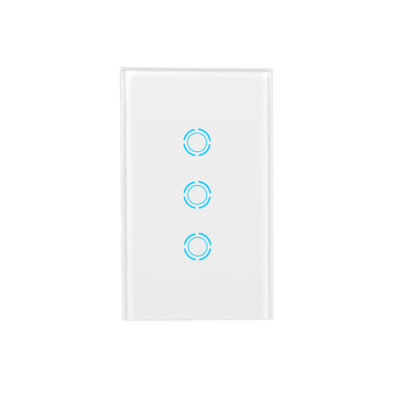 Home Automation Wireless <strong>Switch</strong> Smart Touch Electrical <strong>Switches</strong> 3 Gang <strong>Switch</strong>