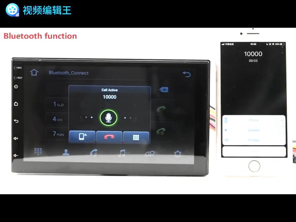 METADE do CURSO Android 8.1 Din Jogador rádio Do Carro 2 2G + 16G Auto Universal Stereo MAPA GPS Para Volkswagen nissan Hyundai Kia toyota CR-V