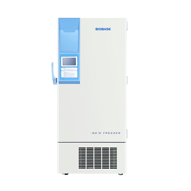 BIOBASE China -86 Degree Vertical Low Temperature Laboratory Freezer Medical Equipments Price for Sale