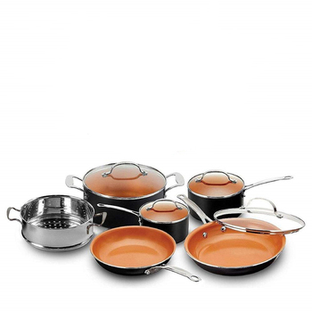 Popular Cooking Pots and Pans with SGS Certification