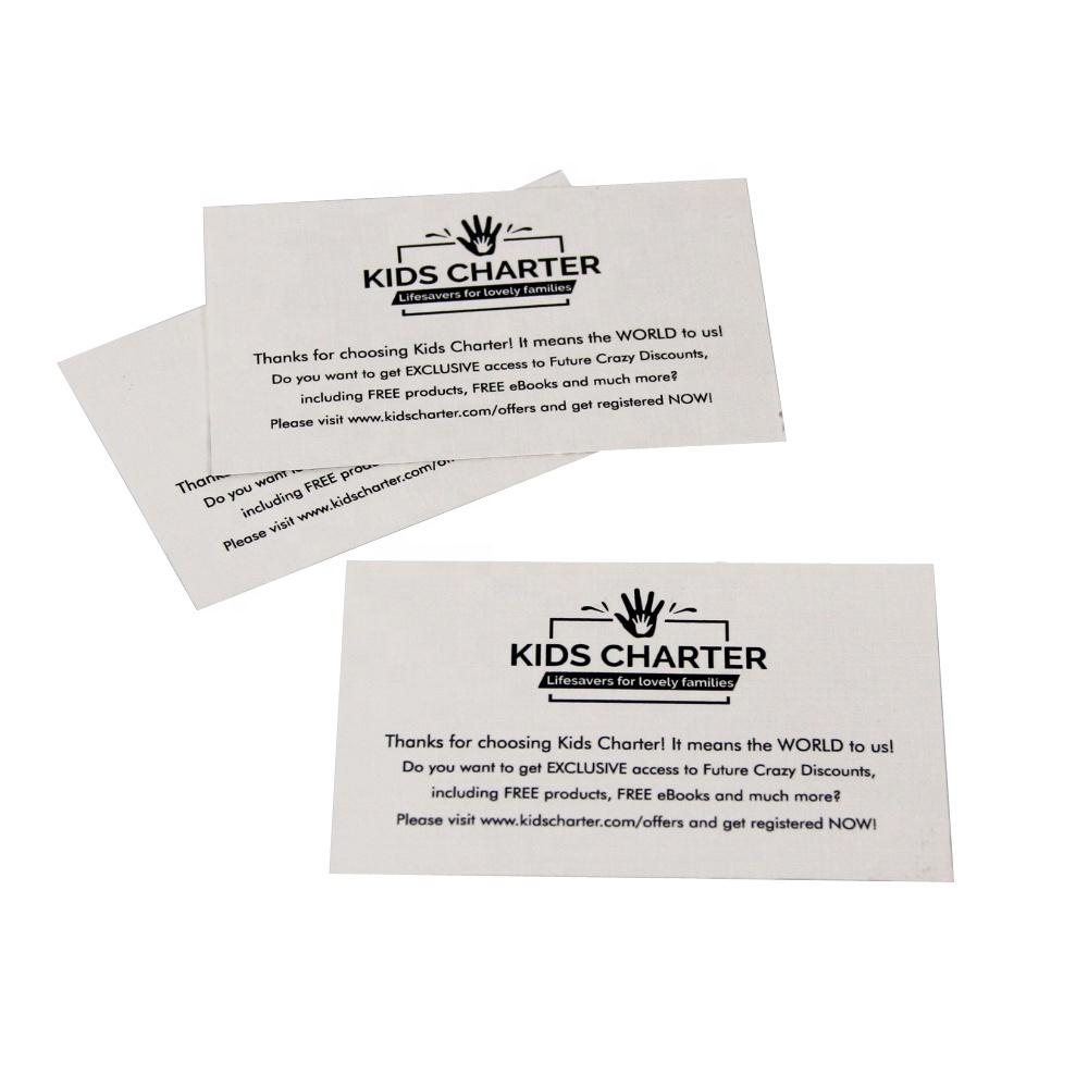 Custom Business Card Paper Printing