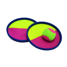 Outdoor Game Play Set Speelgoed Peddel Toss Vangst Sticky Strand <span class=keywords><strong>Bal</strong></span>