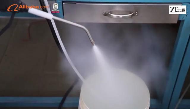 CE 3680 واط أوبتيما الكهربائية الصغيرة ارتفاع ضغط المياه الباردة والساخنة بندقية رش الجاف الرطب البخار السيارات معدات غسيل السيارة المورد
