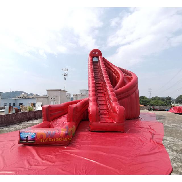 6 년 도매 드래곤 경비원 점프 성 풍선 탄력 집 풍선 성 슬라이드
