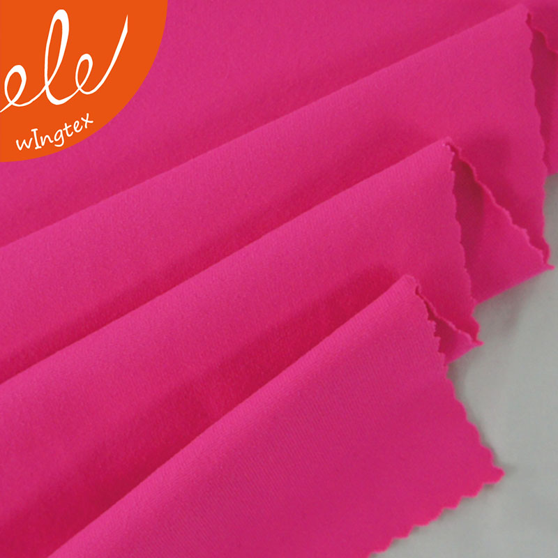 Good Quality 4 way Elastic Supplex Lycra Nylon Stretch Fabric