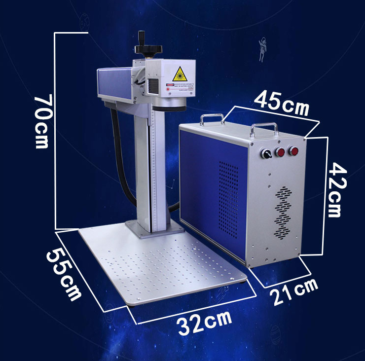 laser marking machine (22)