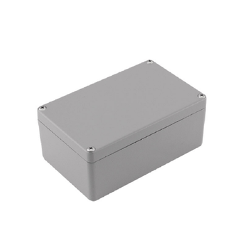 High quality guarantee plastic extruded enclosure
