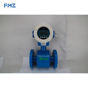 DN50 DN80 DN100 China Cheap Water Electromagnetic Turbine Vortex Flow Meter