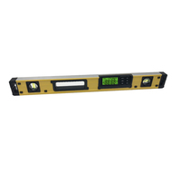 24 Inch Professional Digital Magnetic Level Aluminum Spirit Level IP54 Dust and Waterproof Electronic Level DL405