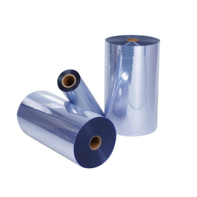 Food grade plastic film roll transparent rigid clear <strong>pvc</strong> thermoforming