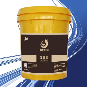 Lithium grease 3# 18L engine grease