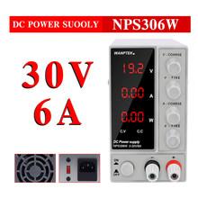 Регулируемый источник питания постоянного тока NPSW 30V10A 60V5A 110/220 в светодиодный стабилизатор напряжения, стабилизаторы для ремонта ноутбука(Китай)