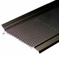 hot sale perforated gutter guard with stainless steel