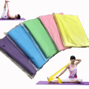 Wholesale elastic chair yoga with resistance bands