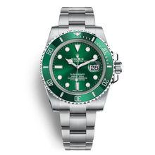 Мужские часы Rolexable водонепроницаемые 116601 Механические мужские светящиеся t 316L ремешок из нержавеющей стали с лазерным логотипом оригинальн...(Китай)
