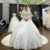 High quality heavy beading hand made embroidery crystal lace princess bridal gowns wedding dresses 2019 for woman
