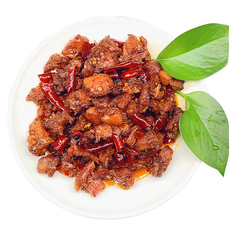 High-Grade Snack Food Bulk Rabbit Wholesale Rabbit Spicy Snacks Rabbit Meat Processing
