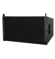 Pro audio 2 way line array speaker-professional sound system-VR10