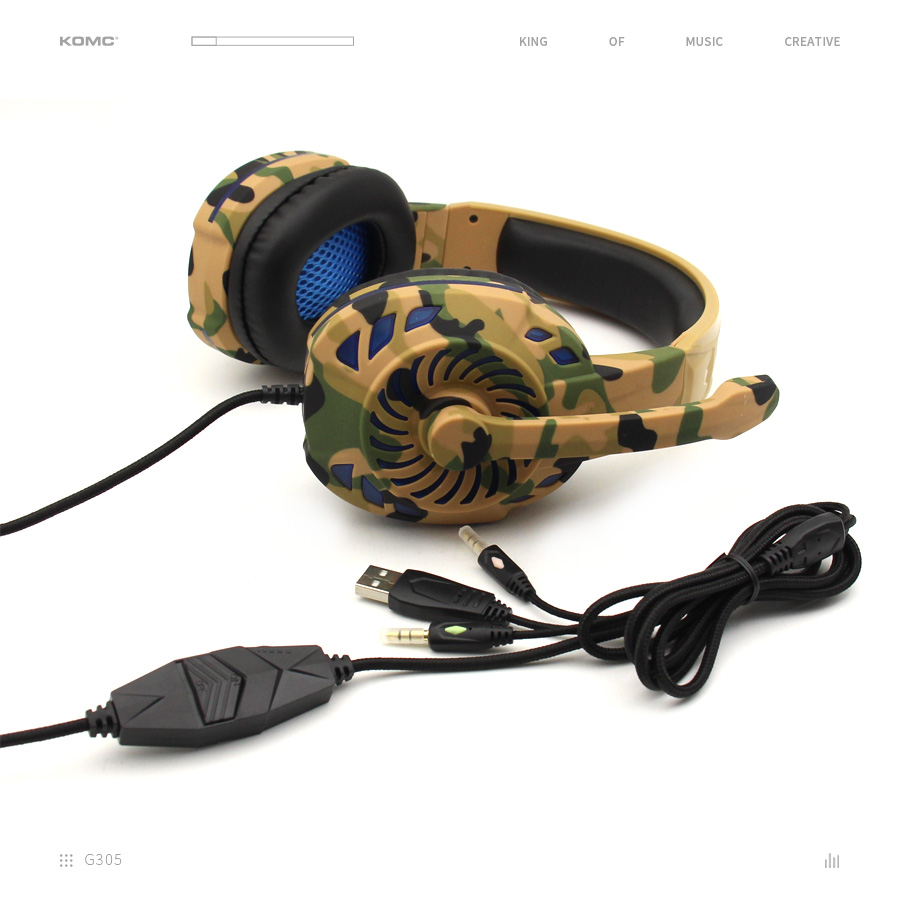 Popular super bass stereo headphones with detachable mic