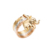 15736 Xuping 2020 new fashion 18k gold ring woman jewelry, cheap rings for girls
