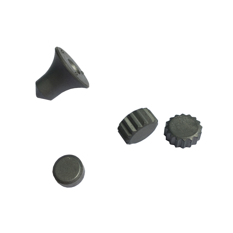 Tungsten carbide coal excavation auger tips