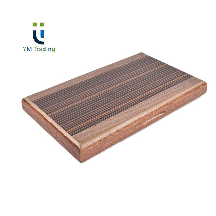 Azione disponibili Nuovi giochi in legno Set di legno Fatti A Mano backgammon Set scatola di scacchi
