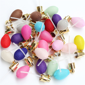 Rubber Bulb perfume atomizer / Air Bag Pump Spray Cap for Perfume bottle