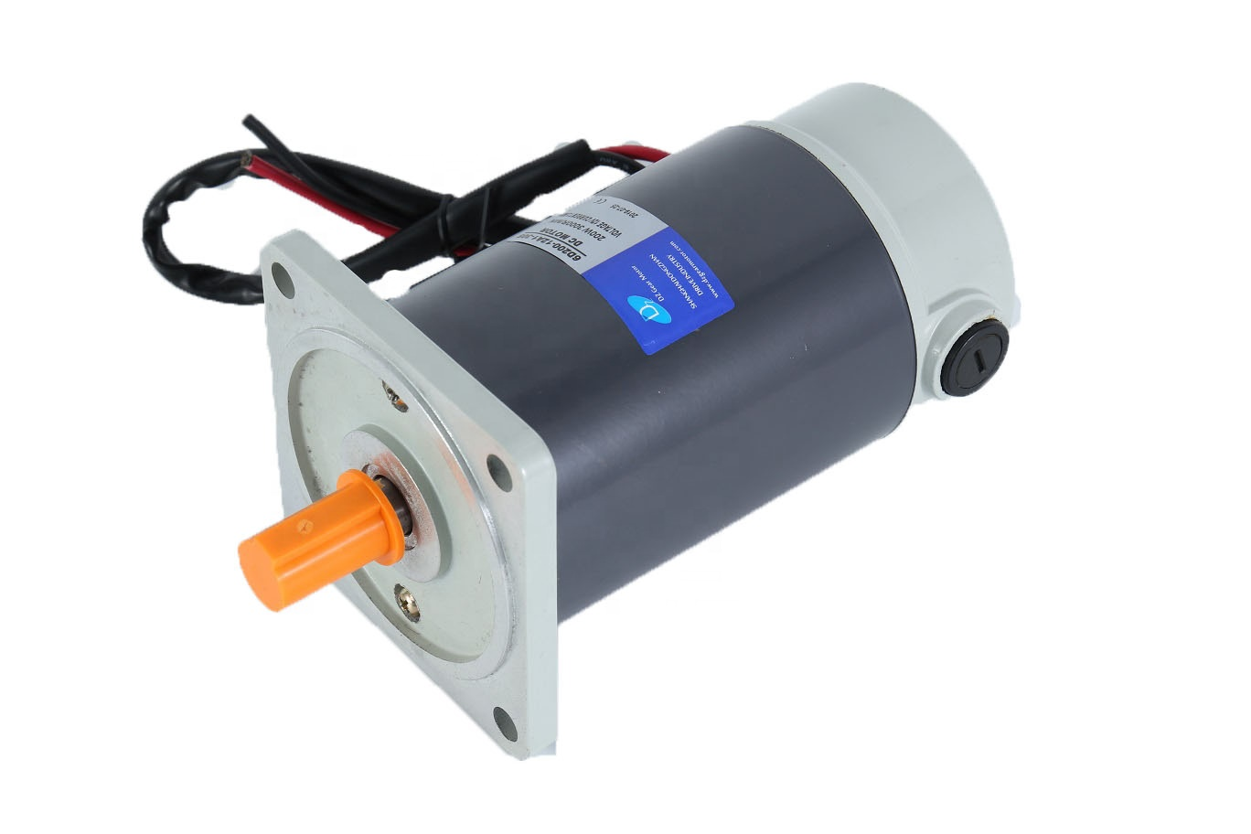 60MM 1500RPM 15W 24V DC Motor