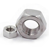 Stainless Steel SS304 Din934 Hex Nut