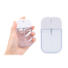 35ml Fine Mist Spray Bottle Pet Plastic Mini Portable Transparent Bottle Spray