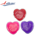 Heart Shape Microwavable Heating Pad/Water Gel Beads for Heating Pad Hot Cold Pack pocket hand warmer