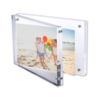 creative   high quality baby acrylic photo frame  picture frames for home decor daughter