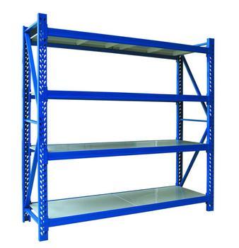 Metal Stacking Rack Storage Shelf