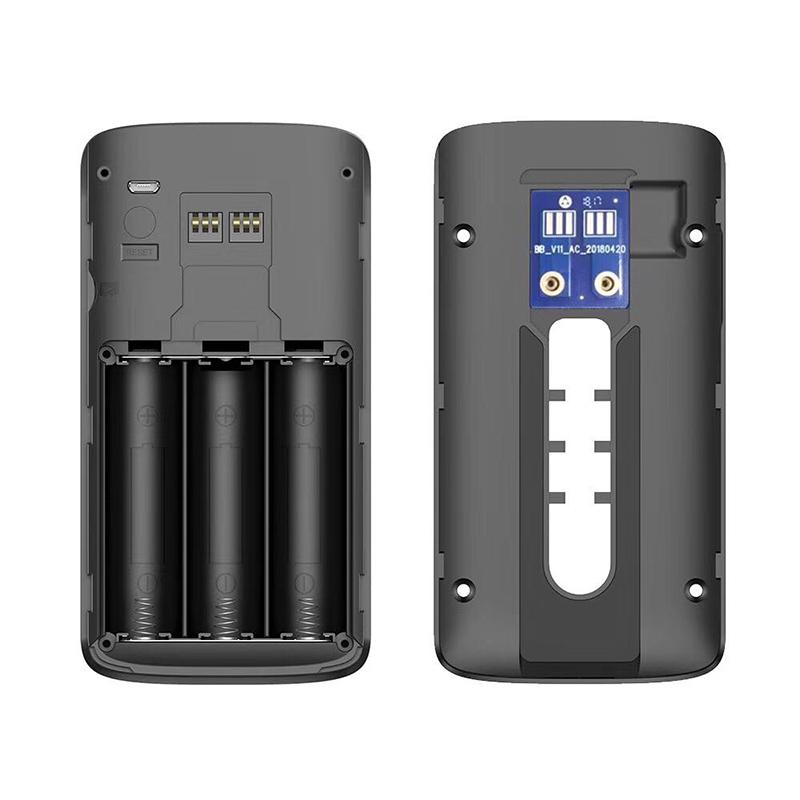 2020 Christmas Item Infrared Camara Video Intercom Phone Campainha Sem Fio Wireless Visual Doorbell Camera For House Security
