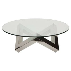 tinted toughened glass table top
