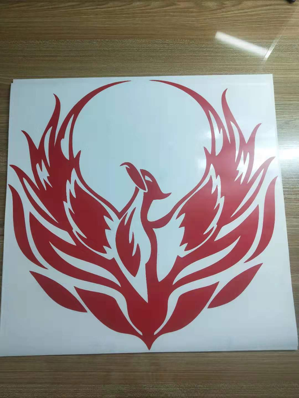 Eagle Phoenix Fire JDM Auto Car Bumper Window Vinyl Decal Sticker Laptop Tablet