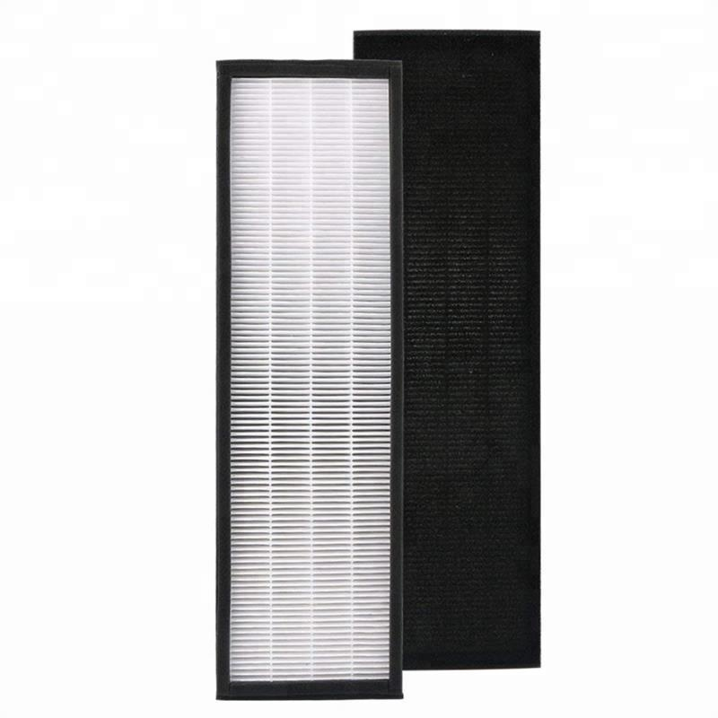Filter Hepa Activated Carbon Honeycomb Hepa Air Filter Replacement for Germguardian Flt4825 Flt4800 Air Purifiers Ac4300 Ac4800