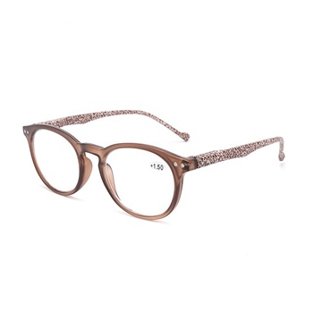 wholesale classic best cheap fashion ce spring hinge plastic mens women reading glasses