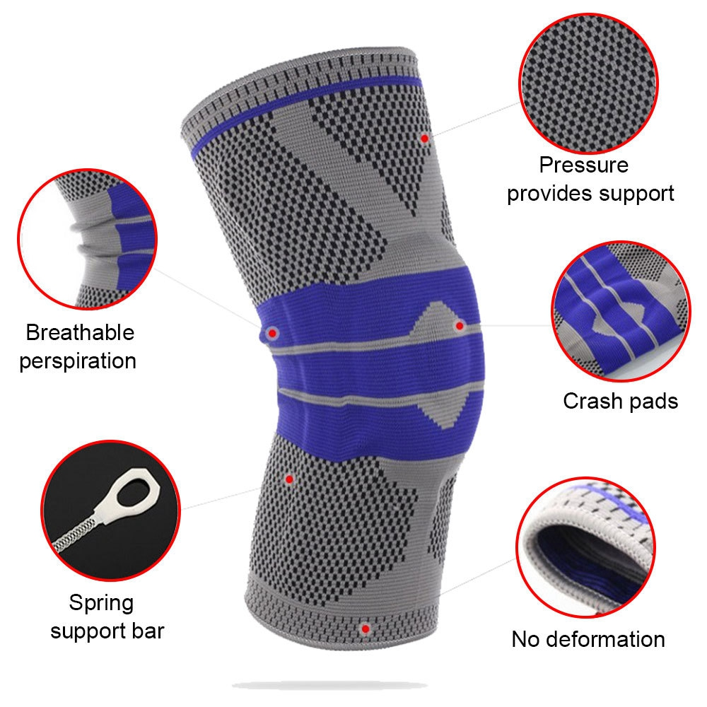 OEM Factory knee brace support protector patella Direct Prices