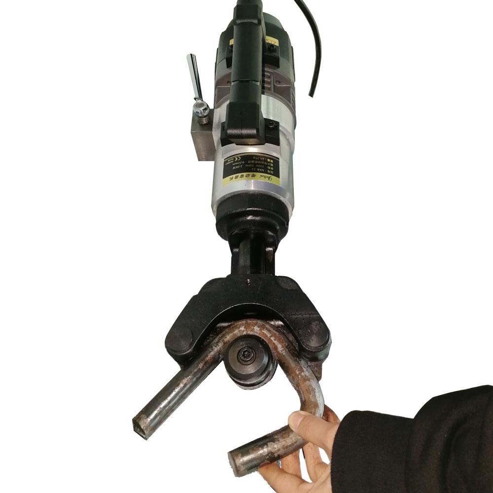ODETOOLS Hot Sale 2020 Hydraulic Portable Steel Rebar Bender Straightening Machine NRB-22