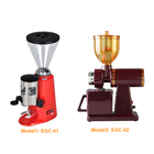 1 Year Warranty Coffee Grinder Maker Grinder High Quality Red 250g 200w Commercial Burr Coffee Grinder 110v Red 250g 200w Coffee Maker Grinder