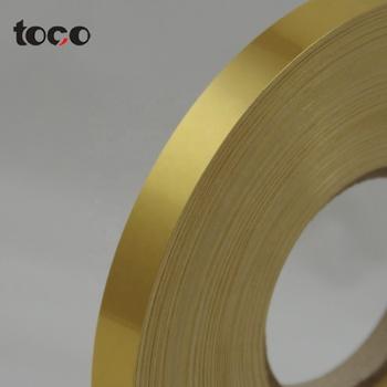 Furniture Decorative Trim Decorative Brass Strip Metal Pvc