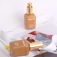 LR06 New arrival Liquid Foundation Stock Foundation Makeup Liquid