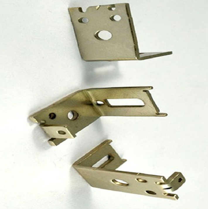 Manufacturer Customized Precision Metal Stamping Parts Welding Parts